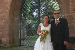 Bis auf die Hochzeitsbilder